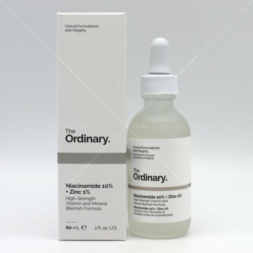 The Ordinary Niacinamide 10 Zinc 1 60ml 2oz Vitamin Mineral Blemish Buy Products Online With Ubuy Costa Rica In Affordable Prices 174278975220