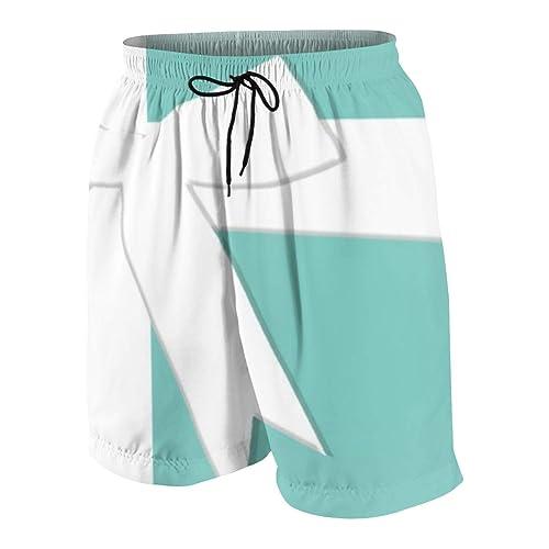 Fast Dry Sportwear NiYoung Comfort Cargo Short Big /& Tall Board Shorts for Men Boy