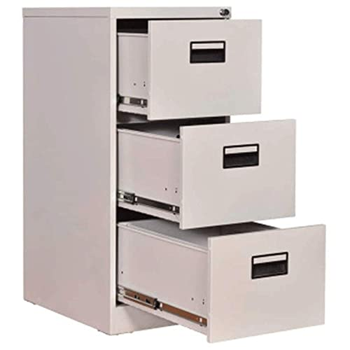 Home Office Furniture Color : C1 File Cabinets Drawer File Storage Cabinet Office Supplies Small White Label Tidy Box Anti-Off Buckle Pp Plastic 29.5X39.4X32.5CM