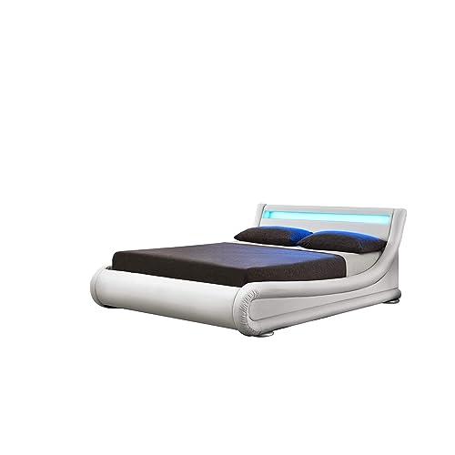 Dorset Metal Bed Frame Steel 3ft 4ft6 Double 5ft King Size Memory Foam Mattress