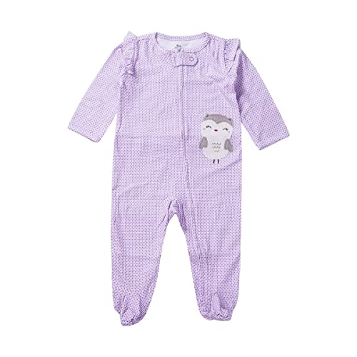 Puerto Rico Flag Baseball Clip Art Organic One-Piece Kid Pajamas Clothes Baby Boys Romper Jumpsuit