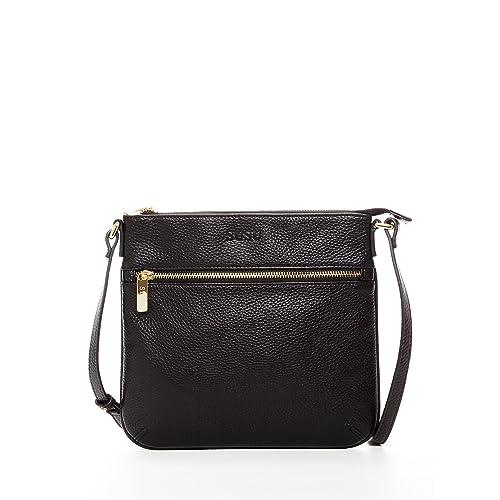 4Clovers Straw Handbag Womens Retro Hollow Out Tote Shoulder Messenger Bag Satchel