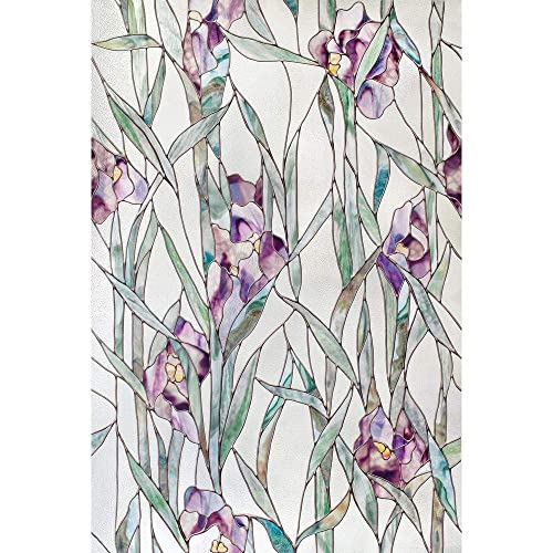 Artscape Iris Window Film 24 X 36 Buy Products Online With Ubuy Costa Rica In Affordable Prices B01bnfox7g