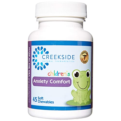 Anxiety Comfort for Children-Safe, Non-Habit Forming and 100 | Buy Products  Online with Ubuy Costa Rica in Affordable Prices. B076MFYXLN