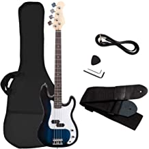 Bass Guitar Miniature Replica Mahogany Tone 2 x 4 Resin Refrigerator Magnet